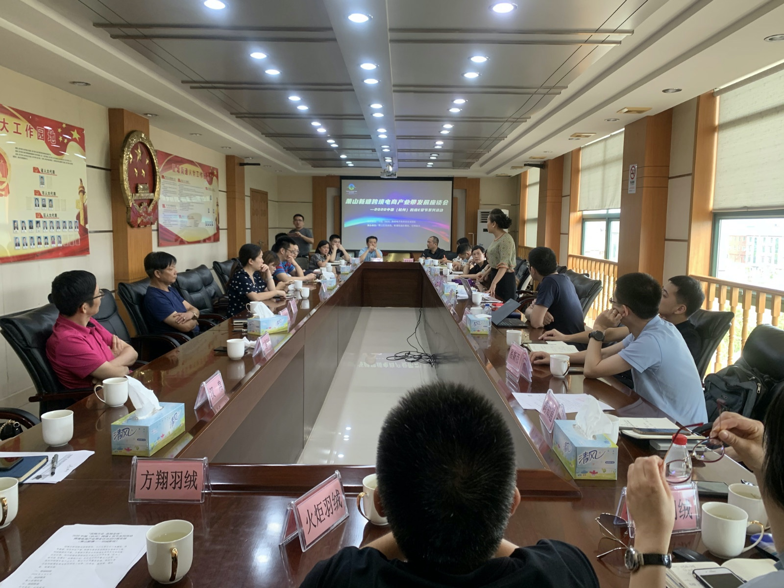 New Way for Cross-border E-commerce Transformation of Eiderdown Home Textile Enterprises in Xintang, Xiaoshan