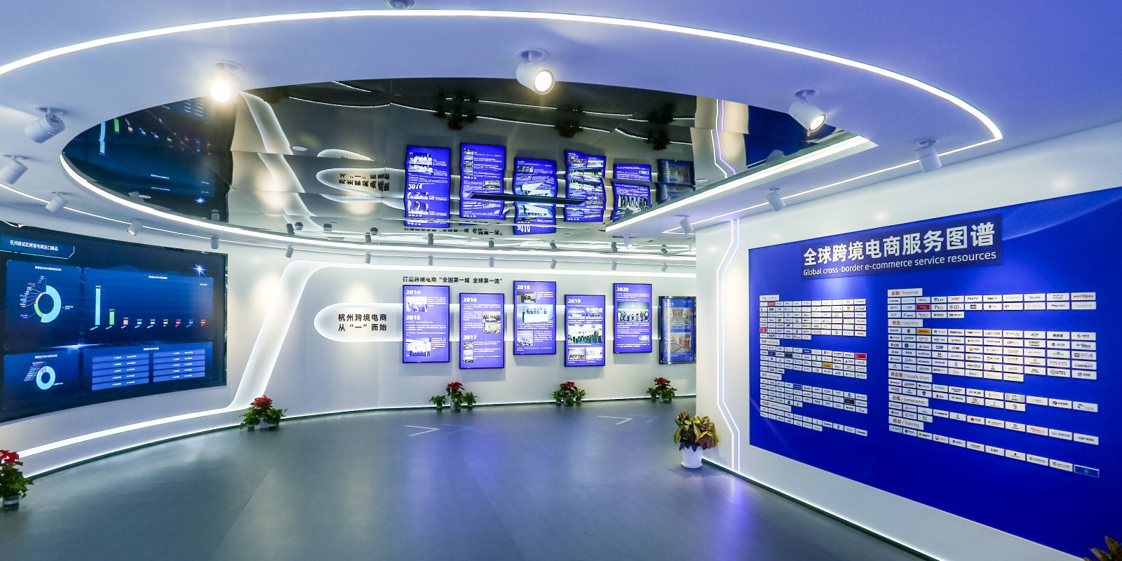 Accelerate high-quality development, Hangzhou opens the Global Cross-Border E-Commerce Knowledge Service Center